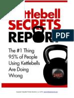 Kettlebell Secrets Special Report