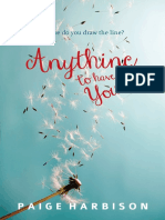 Anything to Have You by Paige Harbison - Chapter Sampler