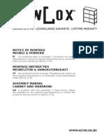 Kewlox - assembly manual