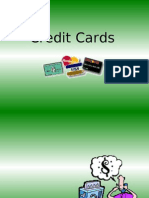 Credit Cards 101