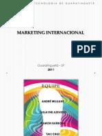 Marketing Internacional - Havaianas
