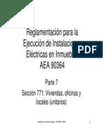 Canalizaciones Conductores Cables y Su Instalacion