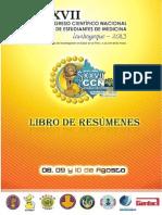 Libro de Resúmenes CCN