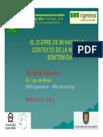 OsvaldoAduvire-Sostenido Cierre Minas Aduvire