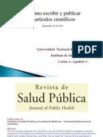 Como Escribir y Publicar Articulos Cientificos