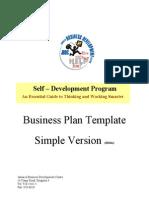 JAMBIC Business Plan Simple Version