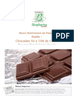 40 - HDL-LDL x Chocolate de Cacau - Copia