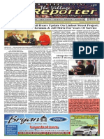 The Village Reporter - December 31st, 2013
