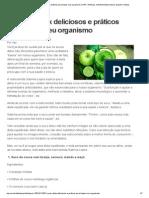 7 sucos detox deliciosos e práticos para limpar seu organismo _ UIPI – Notícias, entretenimento,cinema, esporte e vídeos