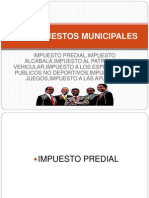 Impuesto Municipal