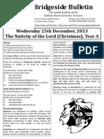 2013-12-25 - Christmas Day A
