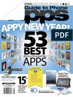Guide to Phone Apps - March 2013