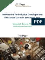 SER. What is Inclusive Development. Bandung. English.v1