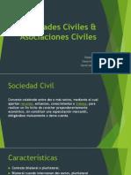 Sociedades Civiles & Asociaciones Civiles