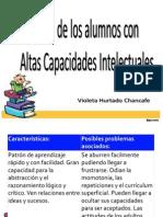 Diapositivas Perfil de los niños