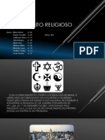 Preconceito religioso