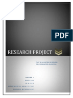 Research Topic abstract