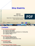 01 Overview of Ship Stability