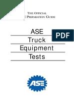 2000 Truck Equipment Prep Guide