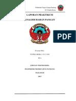 LABORATORIUM ANALISIS PANGAN