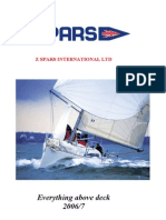 Z SPARS MAST SECTIONS
