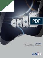 Motor Manual Starter