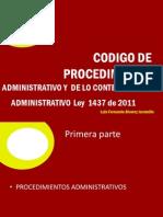 Codigo de Procedimiento Administrativo