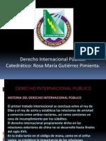 Drecho Internacional Publico