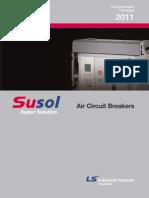 Susol Metasol Air Circuit Breakers