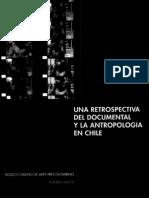 una retrospectiva del documental y la antropología en chile