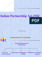 01 - Partnership Act