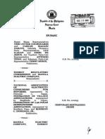 TRO against ERC and Meralco GR Nos. 210245, 210255, Dec 23, 2013
