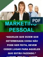Palestra Marketing Pessoal_Maria José