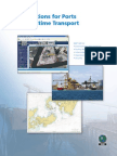 Gis Solutions for Ports
