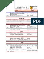 Rancangan Agenda Forki 2014 051213