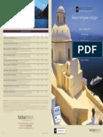 Luxury European Voyages April - October 2014