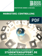 Marketing Controlling