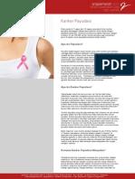 Angsamerah | Kanker Payudara