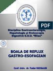Boala Reflux Gastro-Esofagian