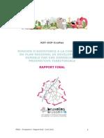PRDD Rapporto Atelier