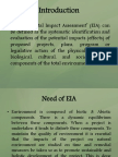 Eia and Audit