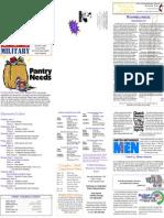 09-01-2009 Newsletter