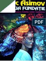 Asimov, Isaac - A Doua Fundatie (v.0.9.9)