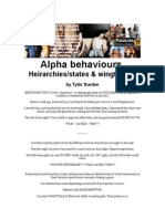 Tyler Durden - Alpha Behaviours Heirarchies States and Wingtactics Cd2 Id1889778046 Size208