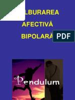 Curs 4 -Tulburarea Afectiva Bipolara