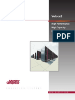 Veloce2 Brochure