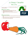 06 Very Hungry Caterpillar Lesson Plan