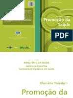 Glossario Promocao Saude 1ed