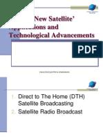 BAB XII Pengembangan Mutakhir Teknologi Dan Aplikasi Satelit