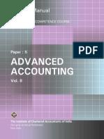 Advanced Accounting Vol.-ii
